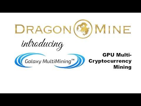 dragon mining banner